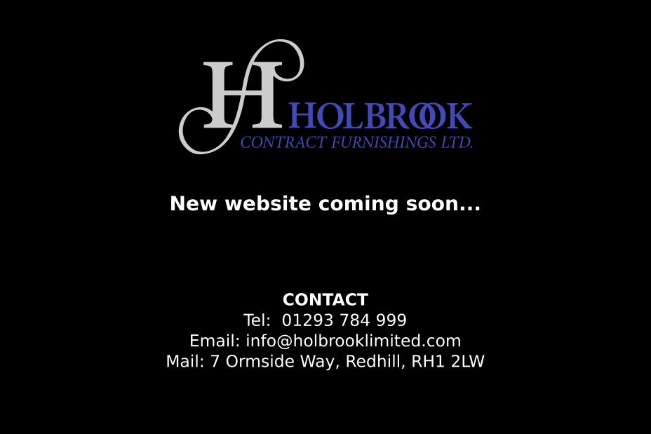 Holbrook Limited